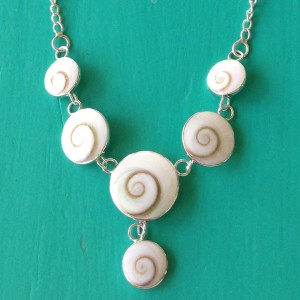 Shiva Eye Necklace