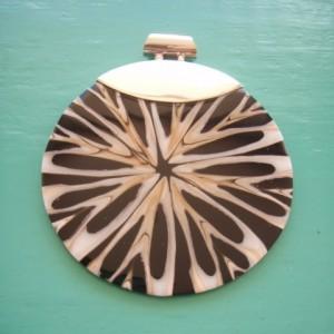 Seashell Star Pendant